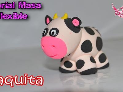 ♥ Tutorial: Vaquita de Masa Flexible ♥