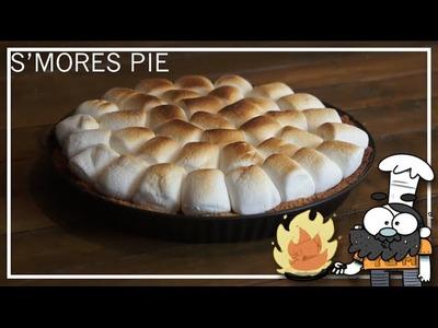 Cómo hacer S'mores Pie | Yumrecetas