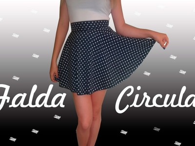 Falda Circular 2.0 (Sin maquina de coser) - Mapo ♥