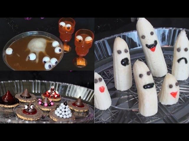 Halloween Snacks! *toyodetoyomonix*