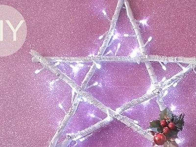 Manualidades para Navidad: ESTRELLA LUMINOSA ✨ - Innova Manualidades