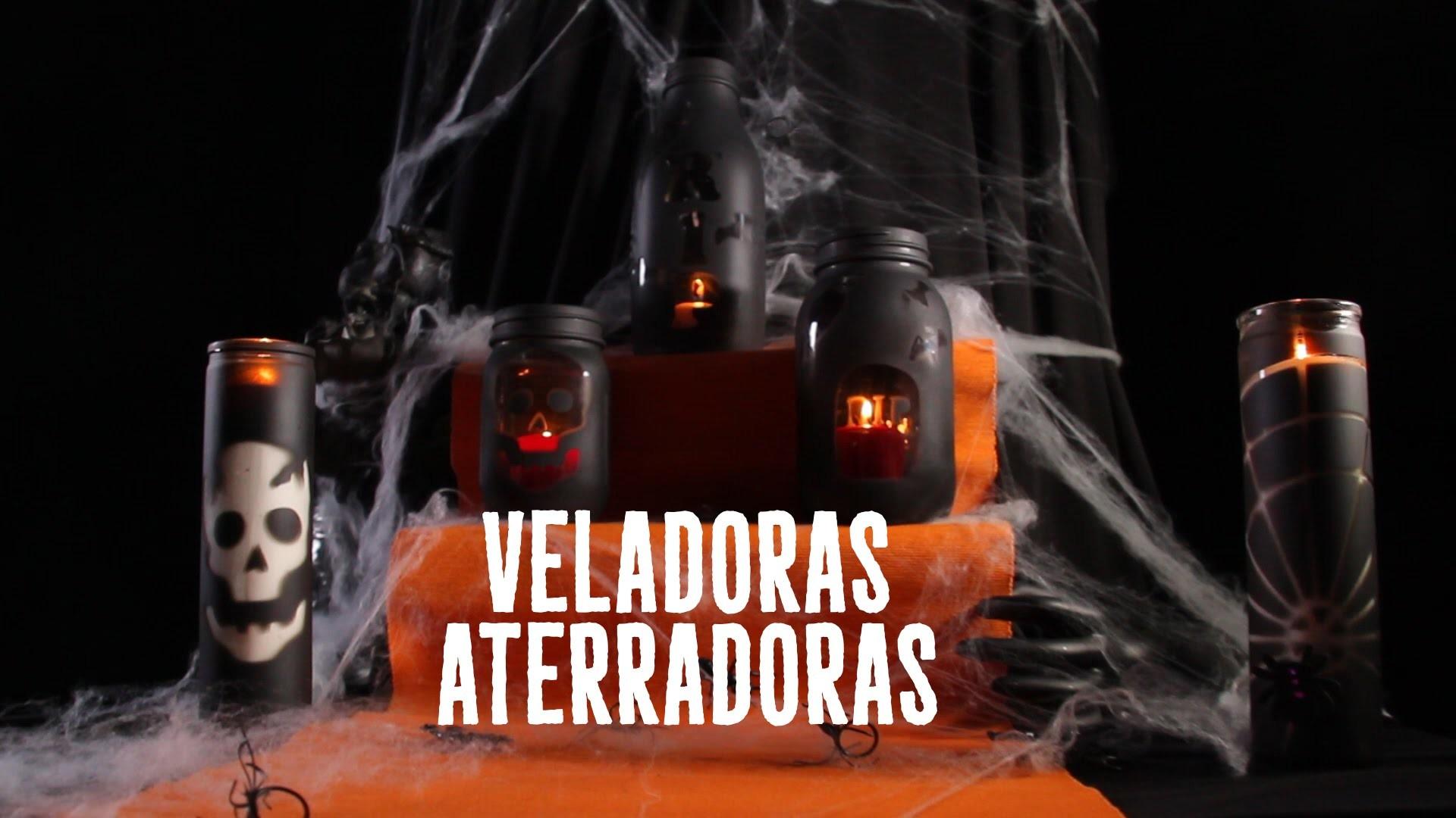 #mituTERROR - Veladoras Aterradoras