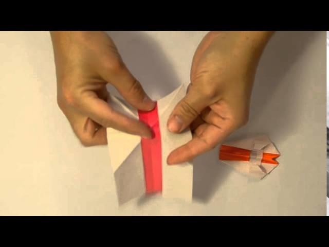 Origami - Crea la nave de tu película favorita.
