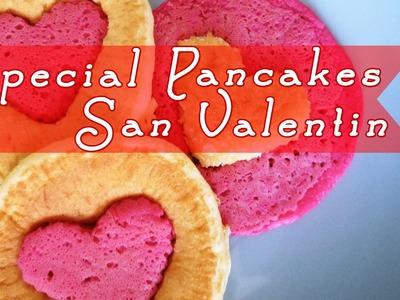 PANCAKES - Especial San Valentín