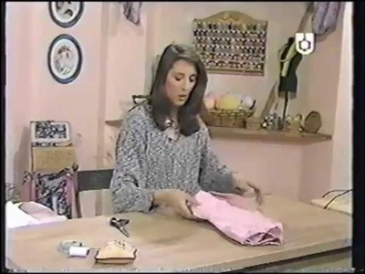 Puntos y Puntadas 105. Pantalón Pijama con remera. María Laura Poratto.