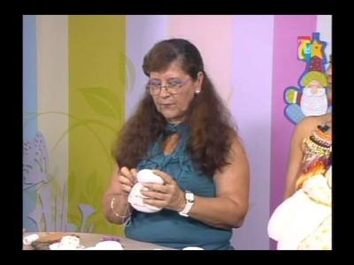 SU TALLER EN CASA: MUÑECOS DE NIEVE