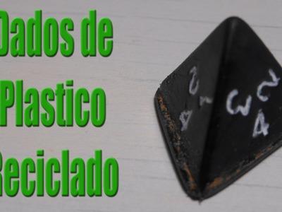Tutorial: Dados de Plástico Reciclado | Tierras de Rol