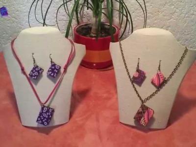 DIY- exhibidor de collares
