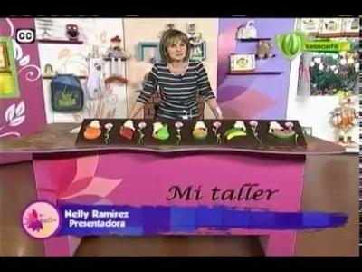Mi Taller 15 de julio 2014 Telecafé