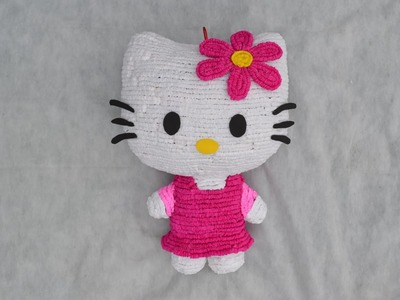 Piñata de Hello kitty