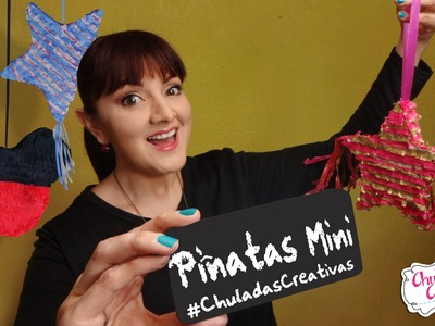 Piñatas MIni :: Chuladas Creativas :: Dulceros