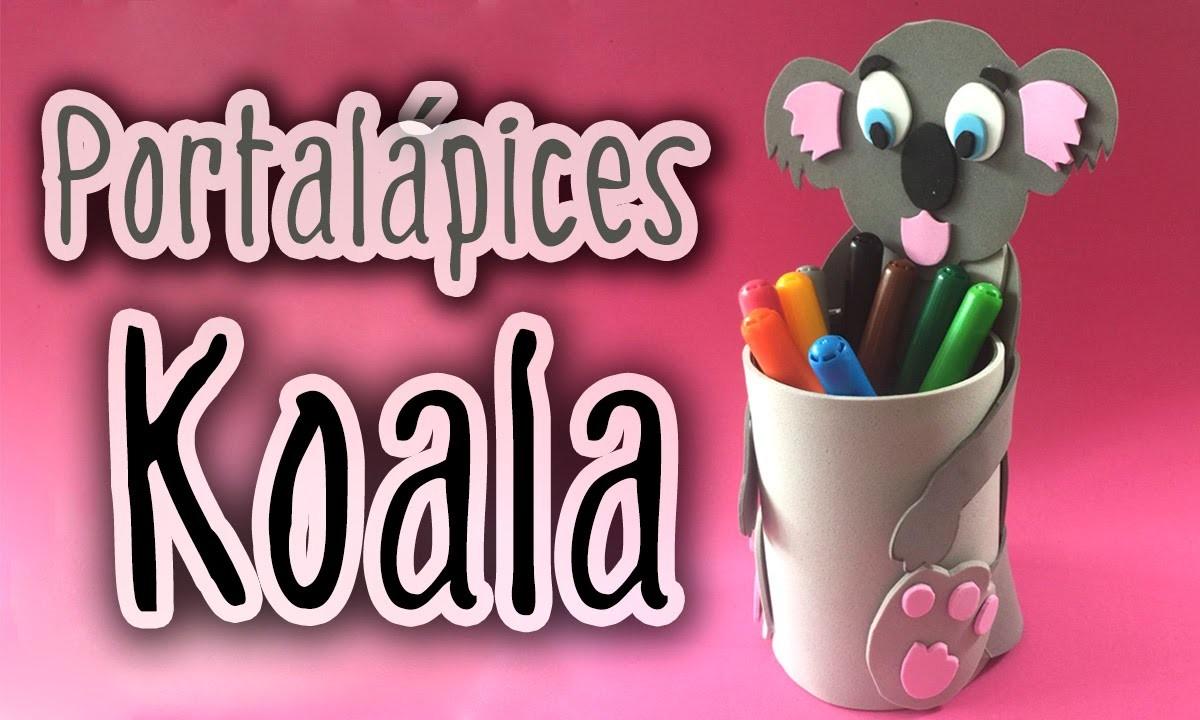 Portalapices KOALA * Especial vuelta al cole