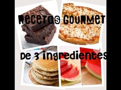 Recetas de 3 ingredientes para gente inútil. Maire vs El Internet.