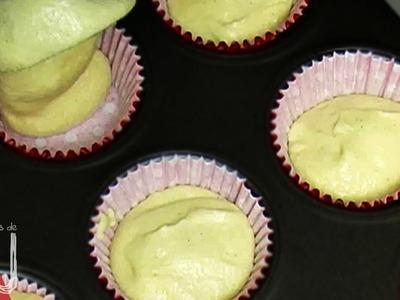 BÁSICOS   Cómo hacer bizcocho para cupcakes