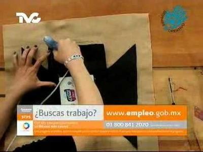 Cómo hacer Funda para Caja de Pañuelos (EC)