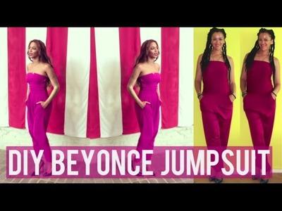 Como Hacer un DIY Mono inspirada por Beyonce | Costura Facil
