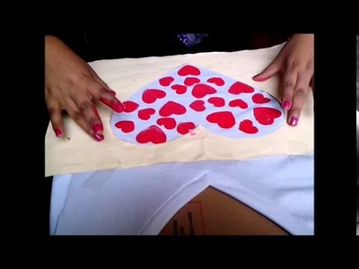 DIY-- CAMISETA PARA SAN VALENTIN + IDEAS DE OUTFITS