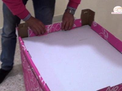 Montaje Carrito de las Chucherias · Candy Sale Cart S.L.