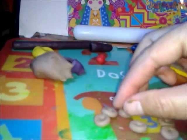 VIDEO 30.- TUTORIAL: PLUMA DECORADA.