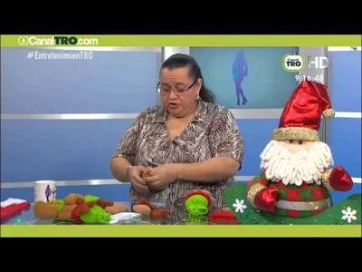 Colombina navideña   Hecho con estilo 18 de Septiembre