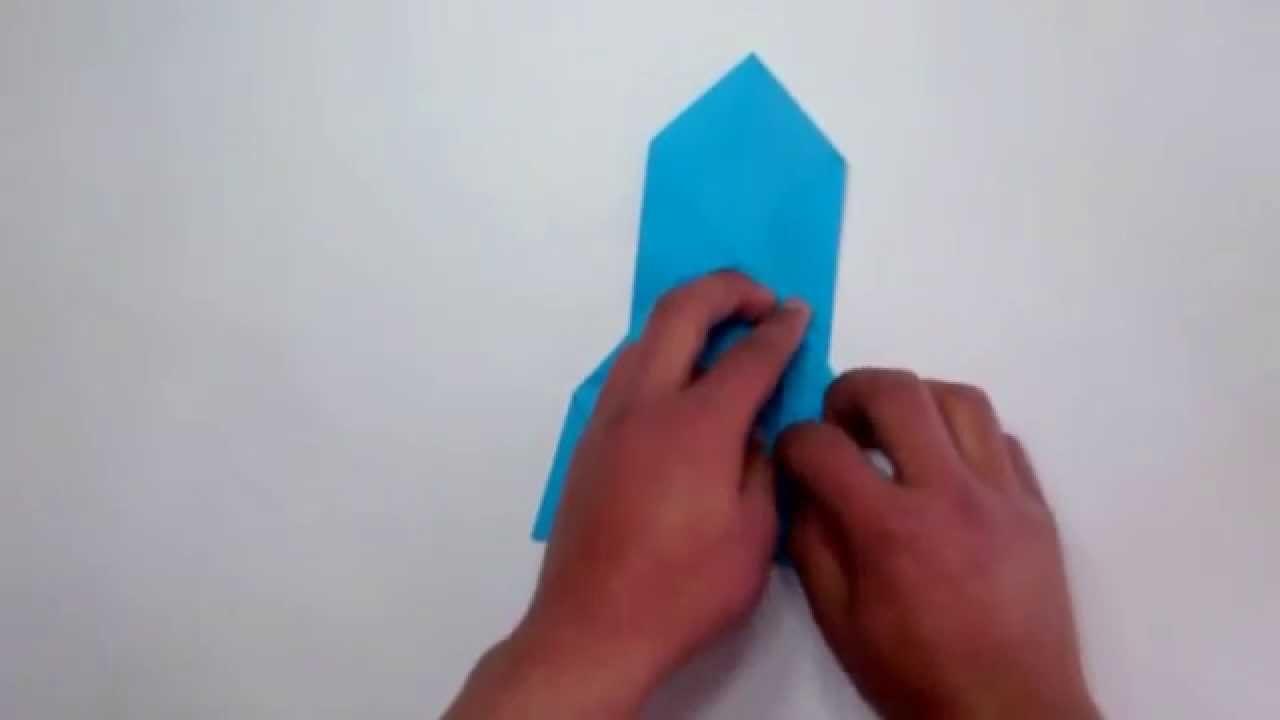 Como hacer un mapache de papel (ORIGAMI)