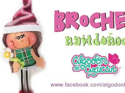 DIY. Broches De Foamy
