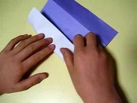 Falda (skirt) en origami
