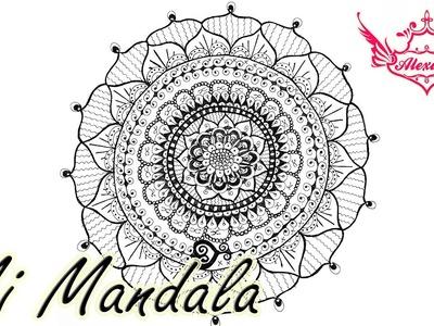 ♥ Mi Mandala - Speed Drawing ♥
