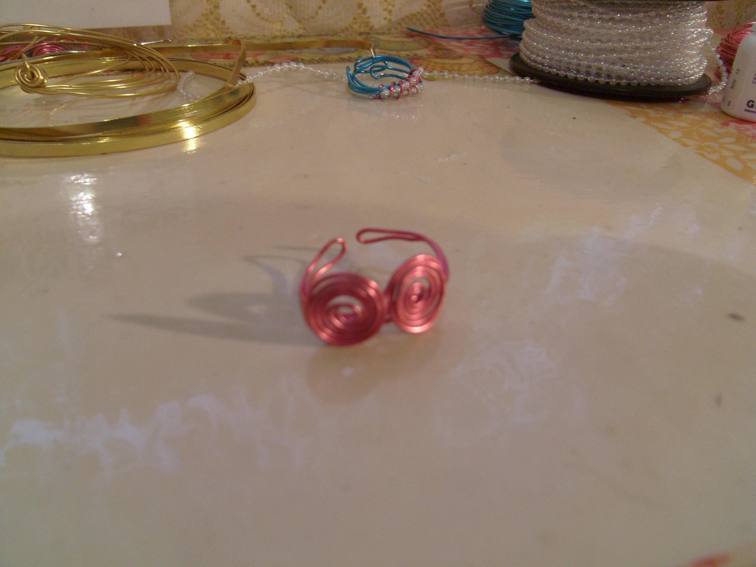 DIY Hermoso Anillo ideal para regalo  =)
