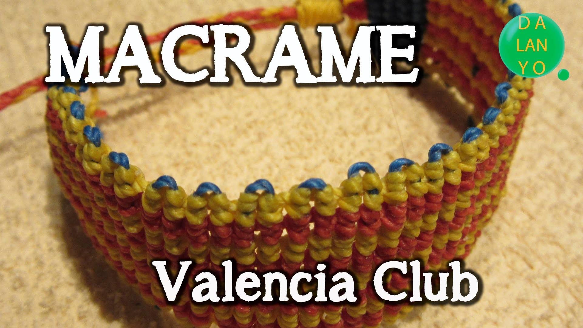 Macrame | DIY | Futbol | Valencia