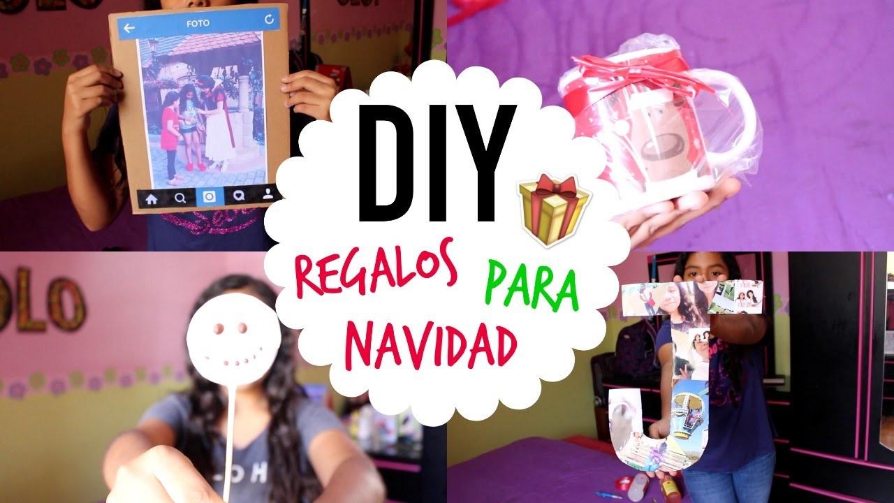 DIY Regalos para Navidad! - Johanna De la Cruz