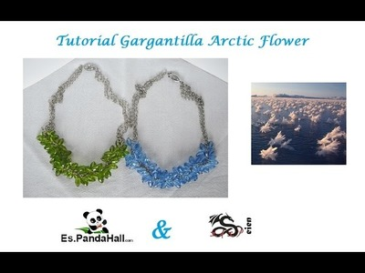 Tutorial Arctic Flower es.PandaHall.com