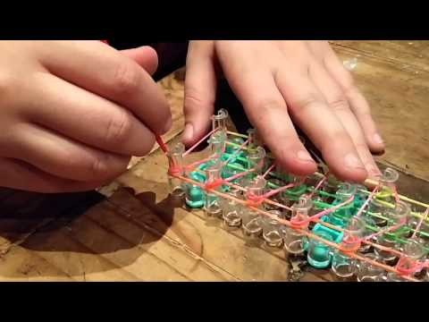 Tutorial kidikat - pulsera gomas