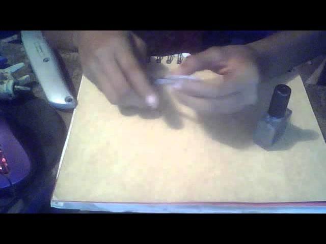DIY como hacer  collares con silicona