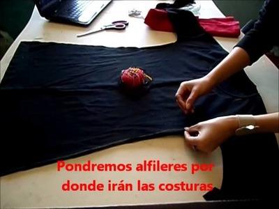 DIY De Playera a vestido