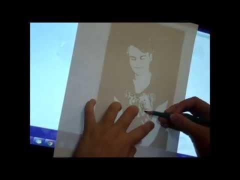 5SOS DIY: How to draw Pop Art - 5SOS fan art - Español. English