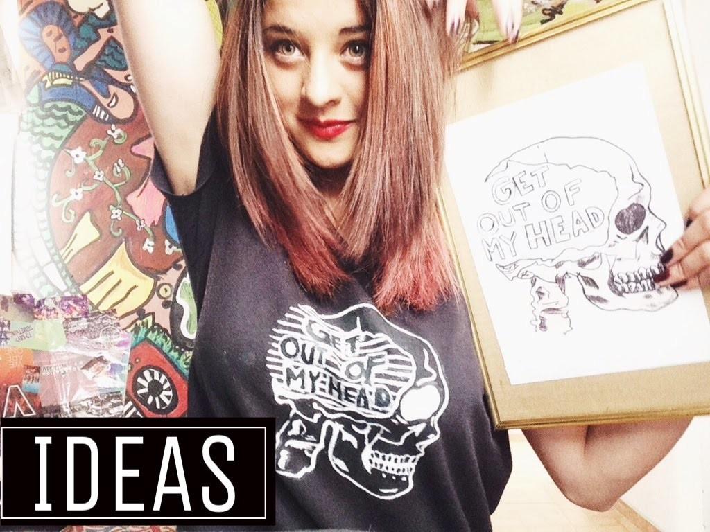 DIY-IDEAS PARA TU CUARTO CON MUCHO ESTILO