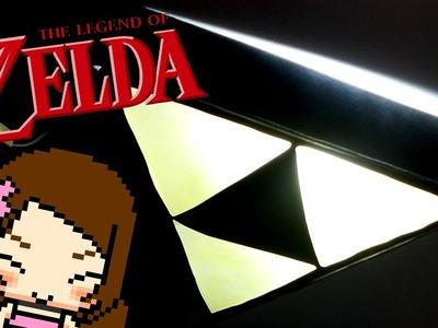 DIY: Triforce lamp-The Legend of Zelda- MafeGutierrez