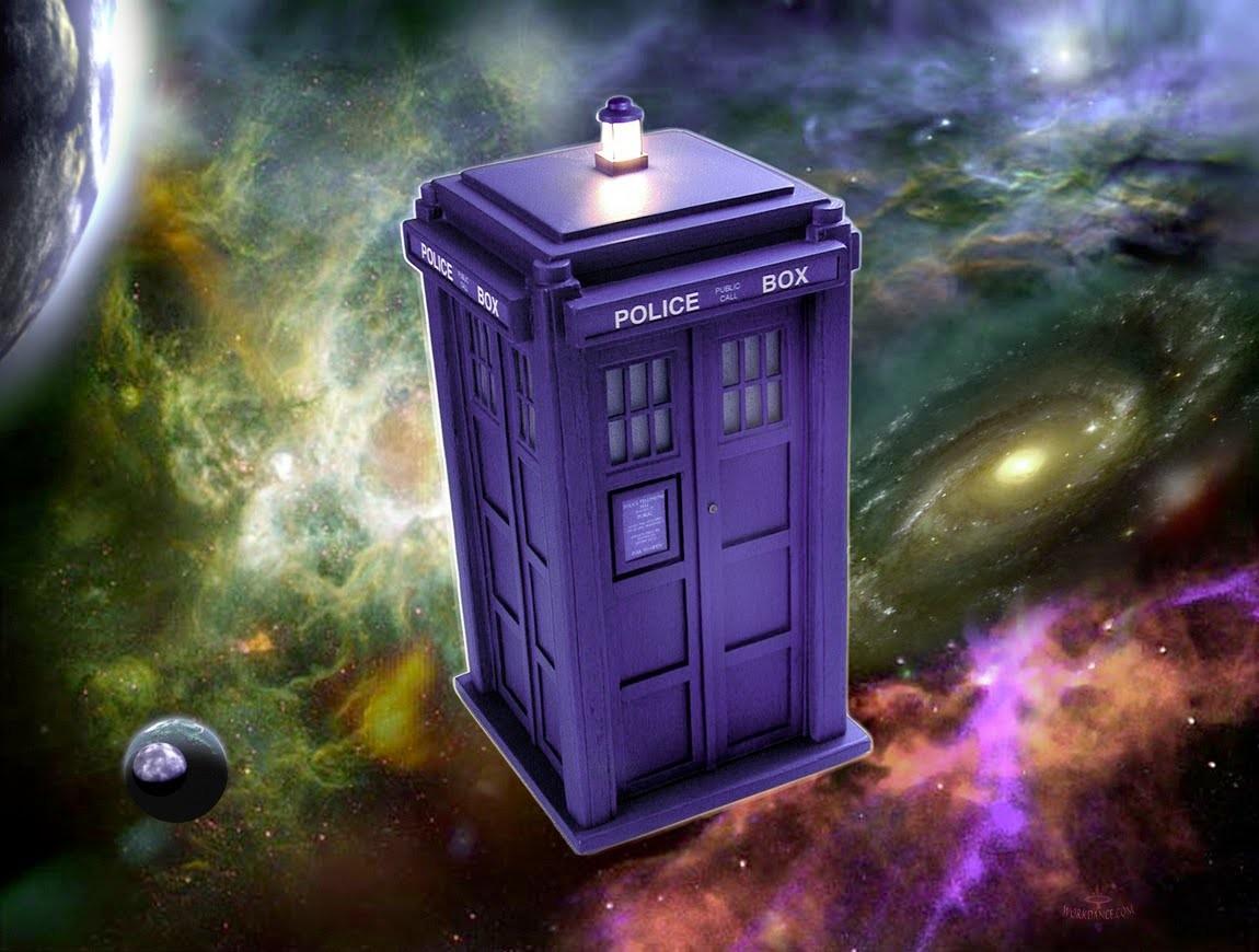 Doctor Who, DIY Cómo armar una Tardis en 3D.