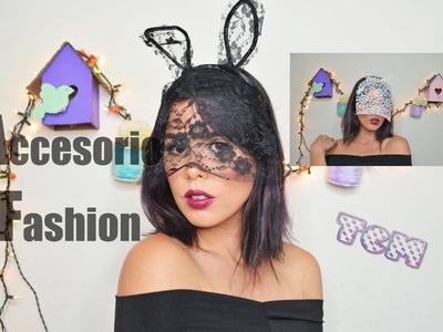 Accesorio Fashion-DIY.Mon♥