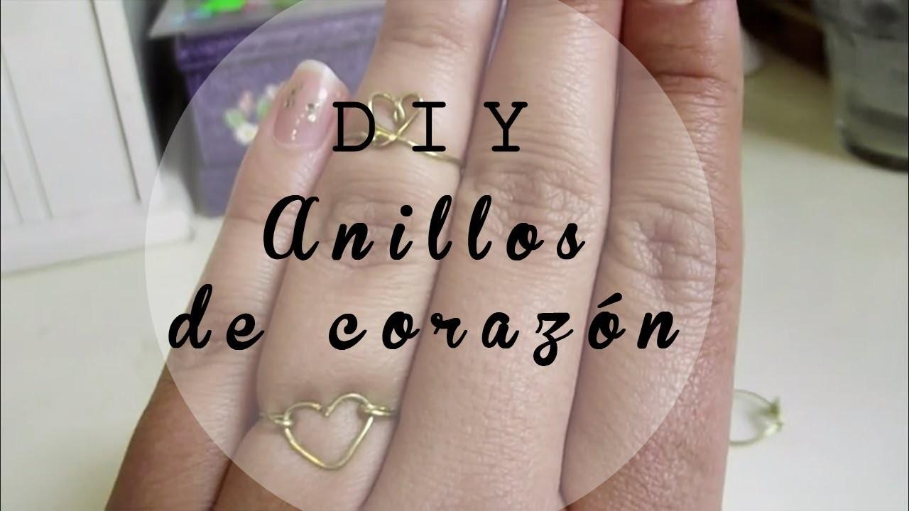 ♡ Anillos de la Amistad ♡ [DIY] •Nanna•