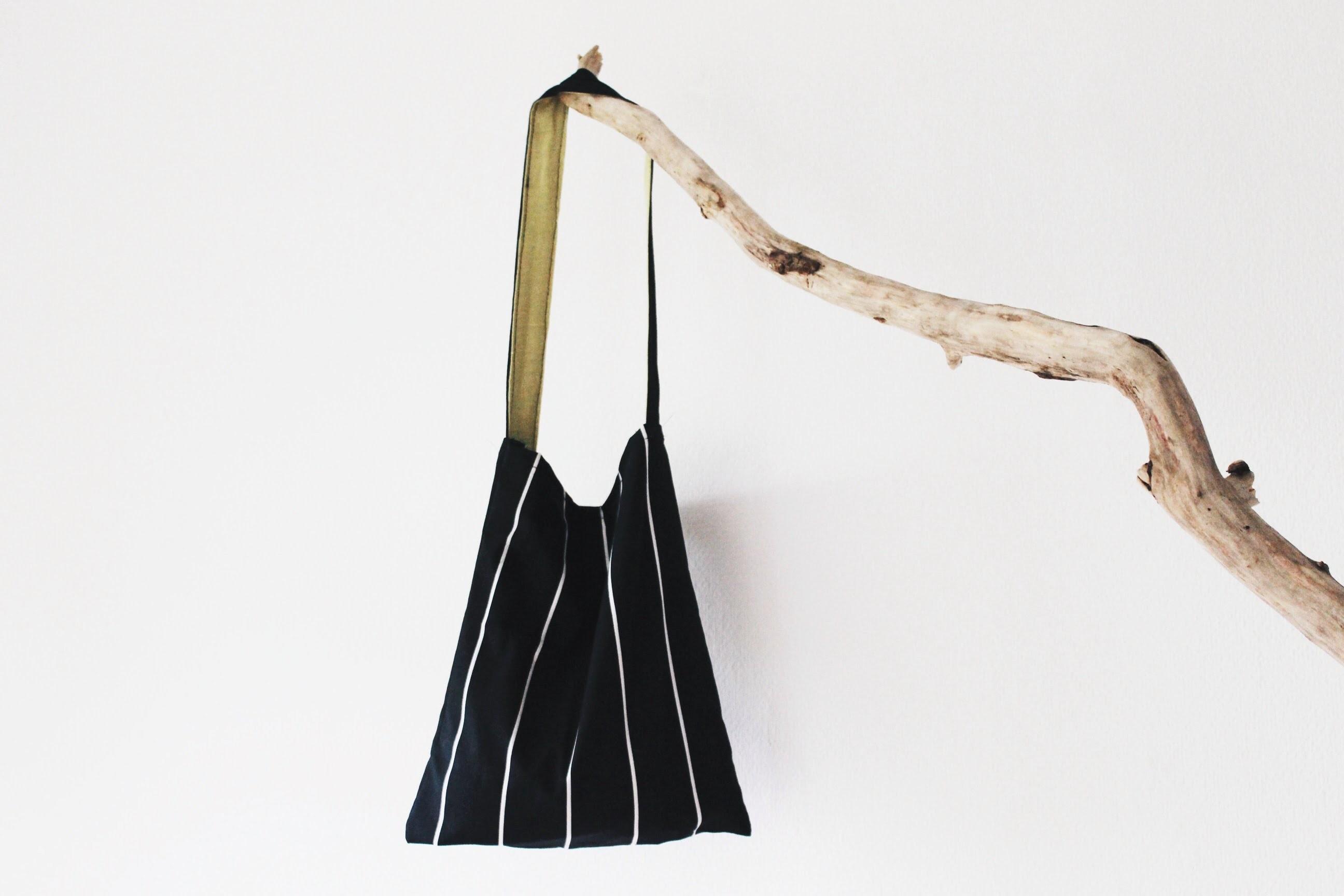 Bolso de tela DIY - Cloudlet