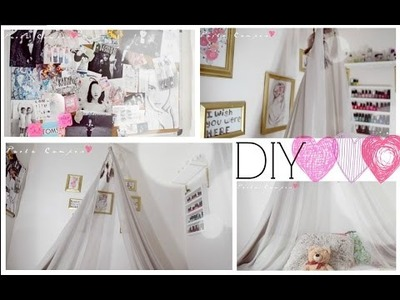DIY | 5 Ideas para decorar tu espacio .