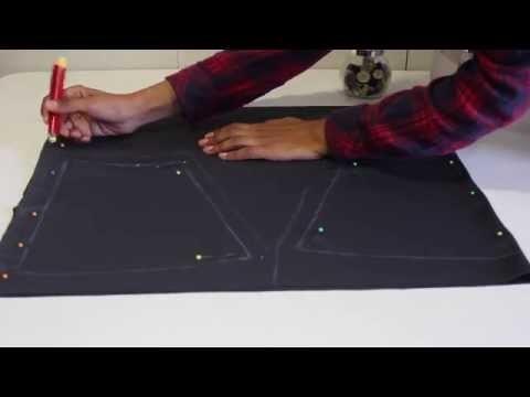 DIY - Como confeccionar una falda de neopreno