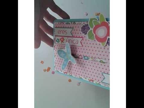 DIY: Tarjeta deslizante (Slide card)