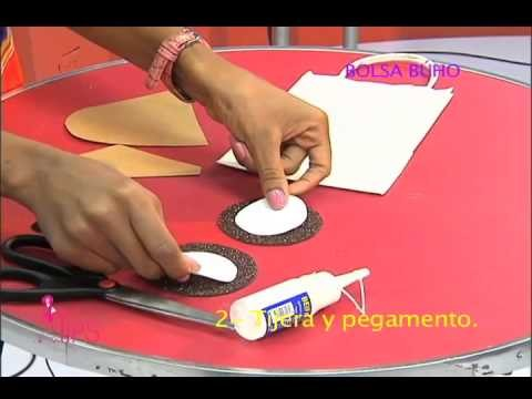 TipsTV Parque Lleras- Colombia. DIY Bolsa Buho. Comerciales Selena Gomez 3-5-14 parte 1