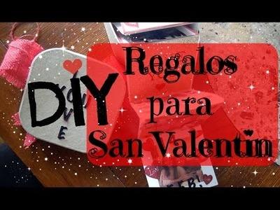 DIY:♡3 SENCILLOS  REGALOS PARA ESTE 14 DE FEBRERO!♡ (NOVIO.A, AMIGOS ETC!)