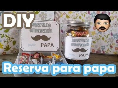 DIY DÍA DEL PADRE ♥ Reserva de emergencia ♥
