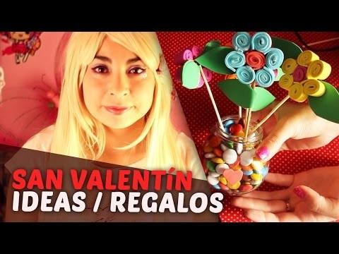 DIY - Ideas para regalar ➼ 14 de Febrero - Día de los enamorados - San Valentín