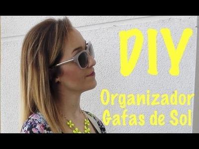 DIY: Organizador de Gafas de Sol